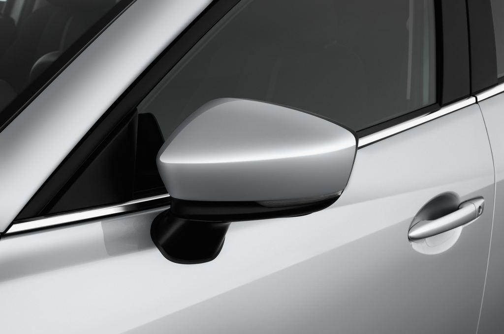 Mazda 3 Center-Line Kompaktklasse (2013 - heute) 4 Türen Außenspiegel