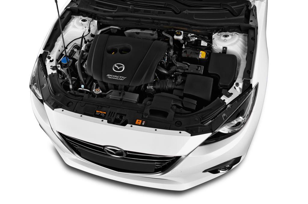 Mazda 3 Sports-Line Kompaktklasse (2013 - heute) 4 Türen Motor