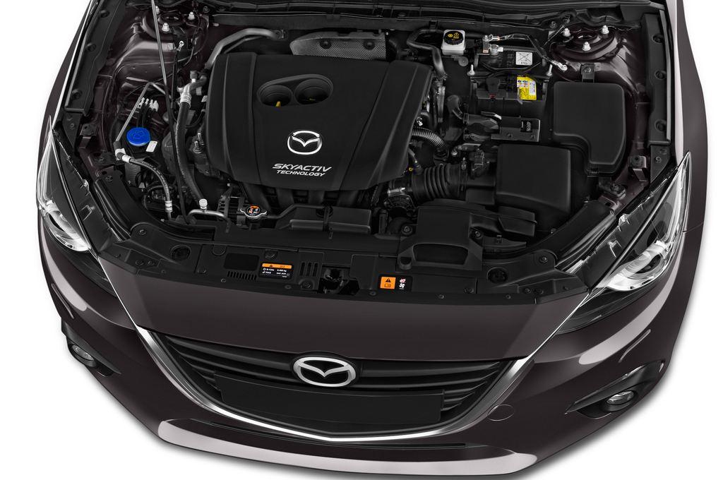 Mazda 3 Center-Line Kompaktklasse (2013 - heute) 5 Türen Motor