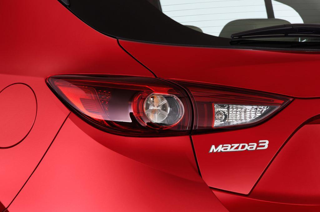 Mazda 3 Sports-Line Kompaktklasse (2013 - heute) 5 Türen Rücklicht