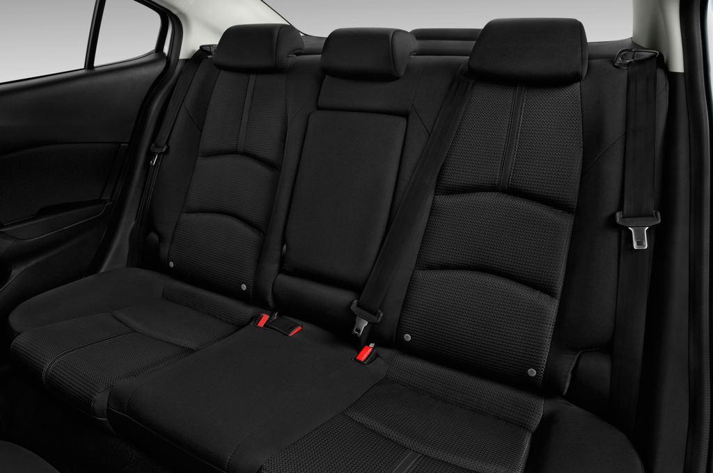 Mazda 3 Center-Line Kompaktklasse (2013 - heute) 4 Türen Rücksitze