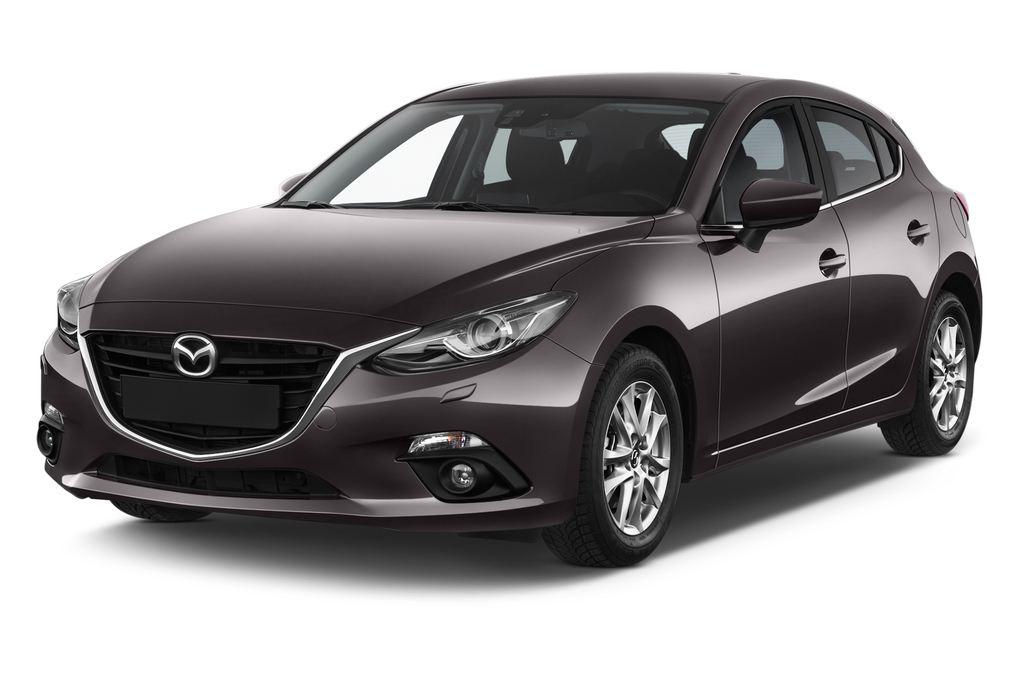 Mazda 3 Center-Line Kompaktklasse (2013 - heute) 5 Türen seitlich vorne