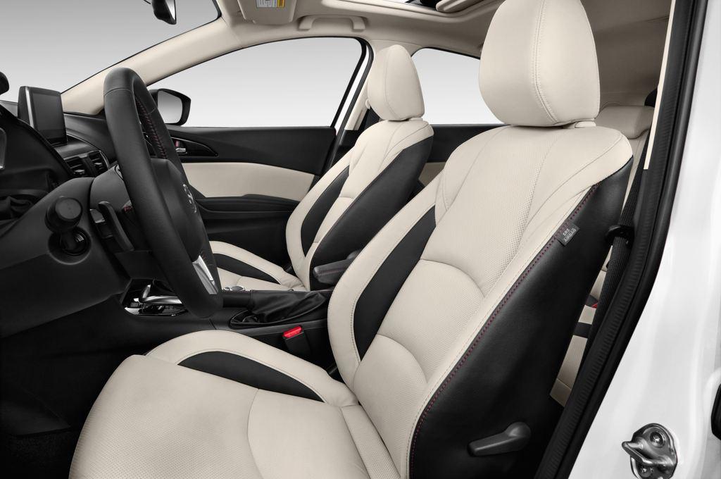 Mazda 3 Sports-Line Kompaktklasse (2013 - heute) 4 Türen Vordersitze