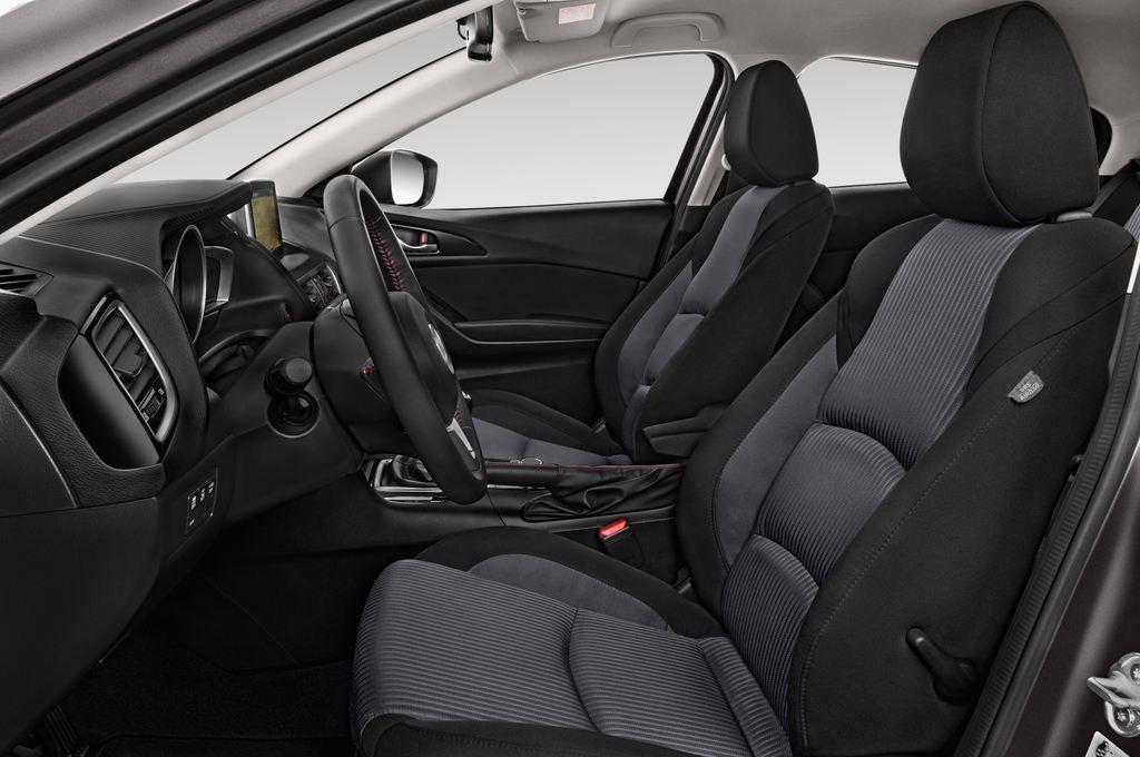 Mazda 3 Center-Line Kompaktklasse (2013 - heute) 5 Türen Vordersitze