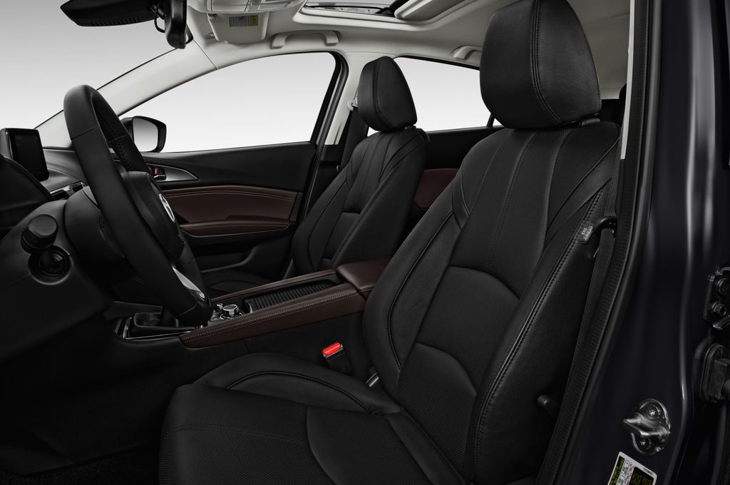 Mazda 3 Sports-Line Kompaktklasse (2013 - heute) 5 Türen Vordersitze
