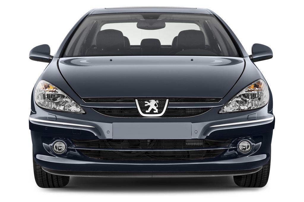 Peugeot 607 Platinum Limousine (2000 - 2010) 4 Türen Frontansicht