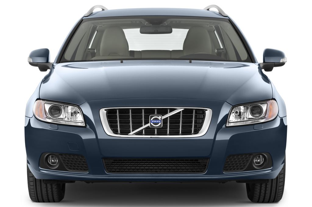 Volvo V70 Kinetic Kombi (2007 - 2016) 5 Türen Frontansicht