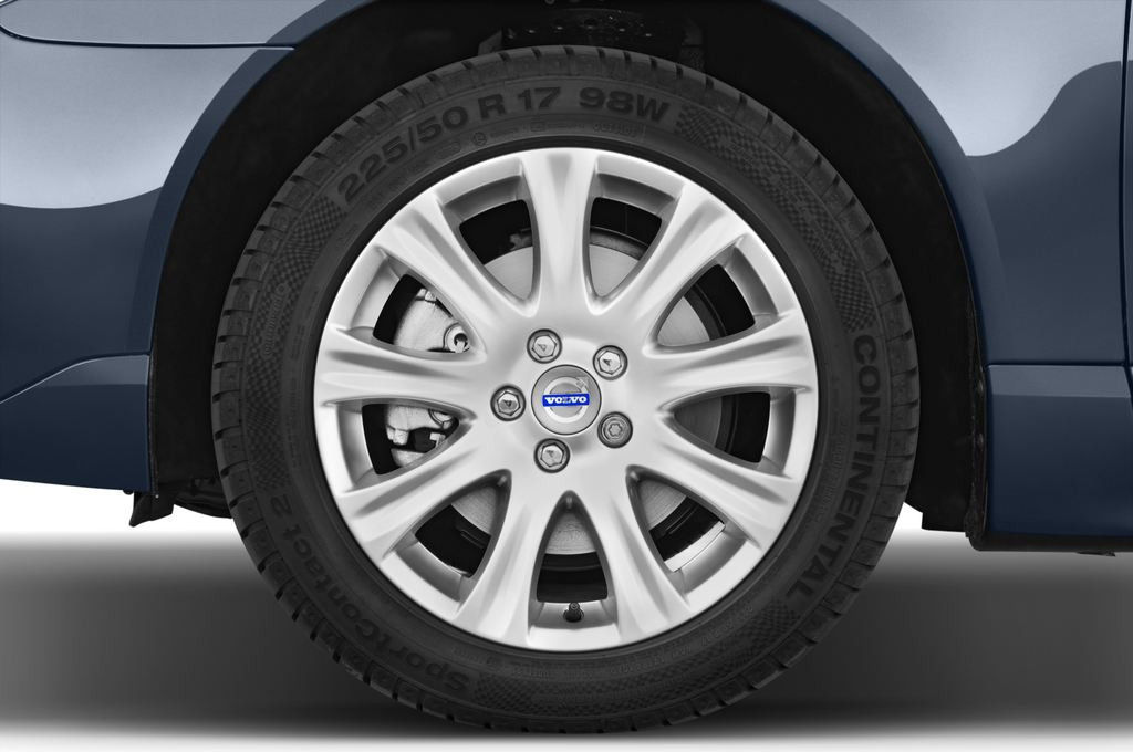 Volvo V70 Kinetic Kombi (2007 - 2016) 5 Türen Reifen und Felge