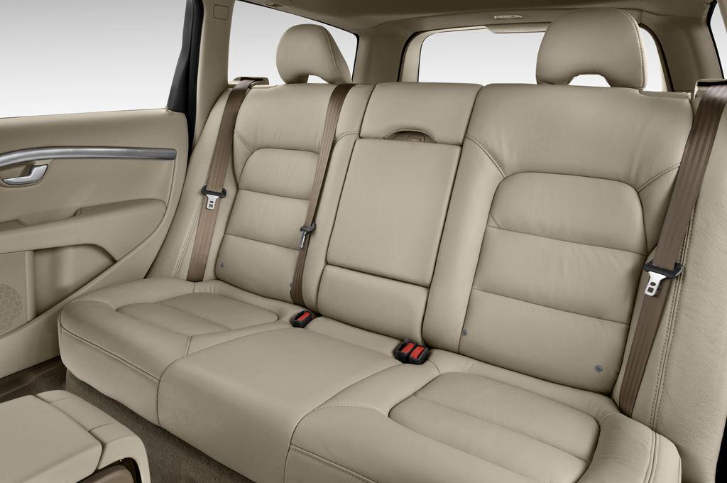 Volvo V70 Kinetic Kombi (2007 - 2016) 5 Türen Rücksitze