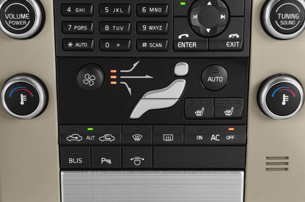 Volvo V70 Kinetic Kombi (2007 - 2016) 5 Türen Temperatur und Klimaanlage