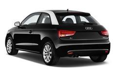 Audi A1 Ambition Kleinwagen (2010 - heute) 3 Türen seitlich hinten