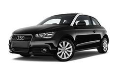 Audi A1 Ambition Kleinwagen (2010 - heute) 3 Türen seitlich vorne mit Felge