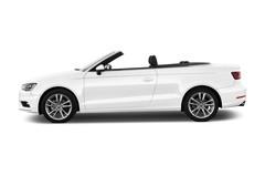 Audi A3 Ambition Cabrio (2014 - heute) 2 Türen Seitenansicht