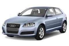 Audi A3 - Kompaktklasse (2003 - 2012) 3 Türen seitlich vorne