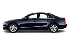 Audi A3 Attraction Kompaktklasse (2012 - heute) 4 Türen Seitenansicht