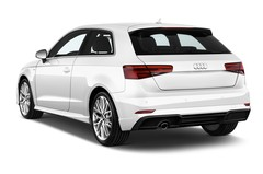 Audi A3 Sport Kompaktklasse (2012 - heute) 3 Türen seitlich hinten