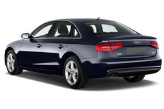Audi A3 Attraction Kompaktklasse (2012 - heute) 4 Türen seitlich hinten