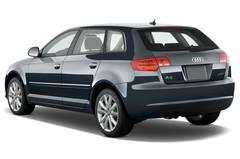 Audi A3 Attraction Sportback (2008 - 2012) 2 Türen seitlich hinten