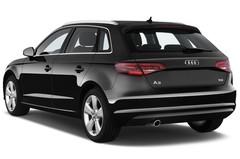 Audi A3 Ambition Sportback (2013 - heute) 5 Türen seitlich hinten