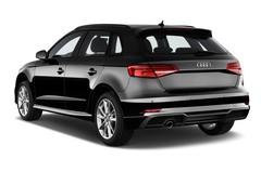 Audi A3 - Sportback (2013 - heute) 5 Türen seitlich hinten