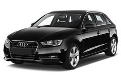 Audi A3 Ambition Sportback (2013 - heute) 5 Türen seitlich vorne
