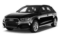 Audi A3 - Sportback (2013 - heute) 5 Türen seitlich vorne