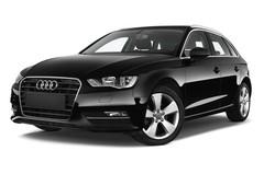 Audi A3 Ambition Sportback (2013 - heute) 5 Türen seitlich vorne mit Felge