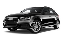 Audi A3 - Sportback (2013 - heute) 5 Türen seitlich vorne mit Felge