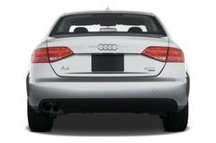 Audi A4 Ambition Limousine (2007 - 2015) 4 Türen Heckansicht