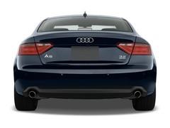 Audi A5 - Coupé (2007 - 2016) 2 Türen Heckansicht