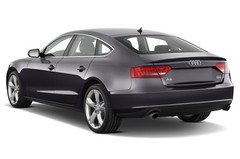 Audi A5 - Sportback (2009 - 2016) 5 Türen seitlich hinten