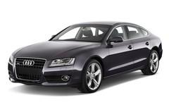 Audi A5 - Sportback (2009 - 2016) 5 Türen seitlich vorne