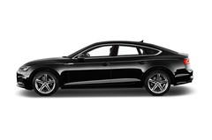 Audi A5 sport Sportback (2016 - heute) 5 Türen Seitenansicht