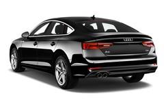 Audi A5 sport Sportback (2016 - heute) 5 Türen seitlich hinten