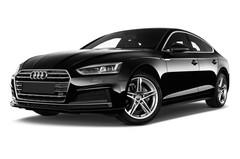 Audi A5 sport Sportback (2016 - heute) 5 Türen seitlich vorne mit Felge