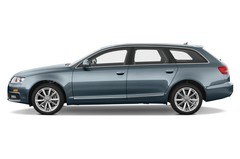 Audi A6 - Kombi (2004 - 2011) 5 Türen Seitenansicht