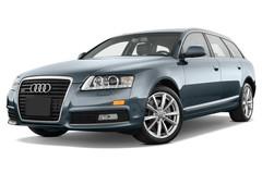 Audi A6 - Kombi (2004 - 2011) 5 Türen seitlich vorne mit Felge