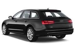 Audi A6 - Kombi (2011 - heute) 5 Türen seitlich hinten