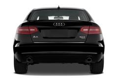 Audi A6 - Limousine (2004 - 2011) 4 Türen Heckansicht