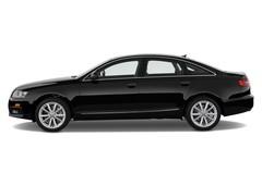 Audi A6 - Limousine (2004 - 2011) 4 Türen Seitenansicht
