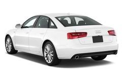 Audi A6 - Limousine (2011 - heute) 4 Türen seitlich hinten