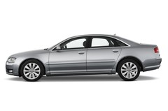 Audi A8 - Limousine (2002 - 2010) 4 Türen Seitenansicht