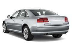 Audi A8 - Limousine (2002 - 2010) 4 Türen seitlich hinten