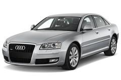 Audi A8 - Limousine (2002 - 2010) 4 Türen seitlich vorne