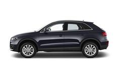 Audi Q3 - SUV (2011 - heute) 5 Türen Seitenansicht