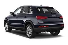 Audi Q3 - SUV (2011 - heute) 5 Türen seitlich hinten