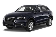 Audi Q3 - SUV (2011 - heute) 5 Türen seitlich vorne