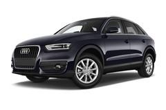 Audi Q3 - SUV (2011 - heute) 5 Türen seitlich vorne mit Felge