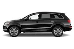 Audi Q7 - SUV (2005 - 2015) 5 Türen Seitenansicht