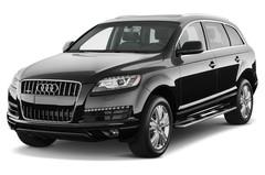 Audi Q7 - SUV (2005 - 2015) 5 Türen seitlich vorne